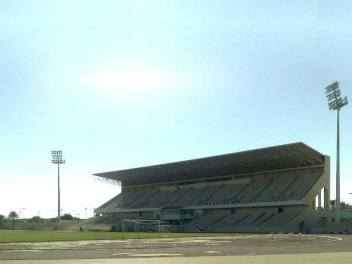 Prince Salman Bin Abdulaziz Sport City Stadium