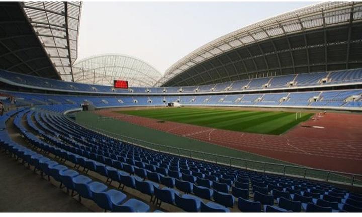Shenyang Olympic Sports Center Stadium