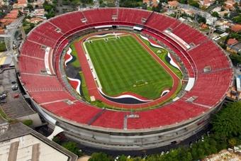Estádio Cícero Pompeu de Toledo (Morumbi)
