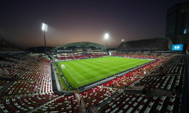 Mohammed Bin Zayed Stadium