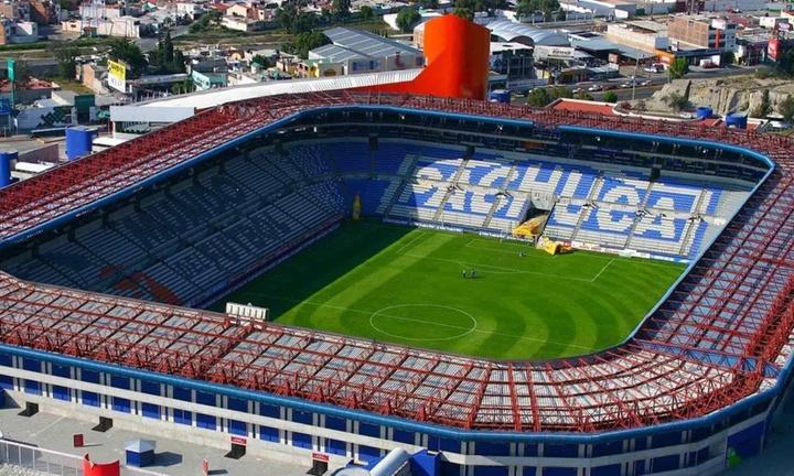 Estadio Miguel Hidalgo