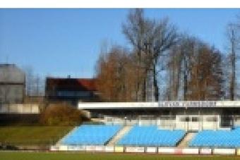 Městský stadion v Kotlině