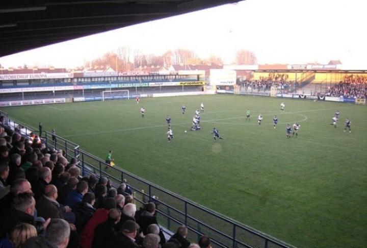 Het Pierre Cornelisstadion