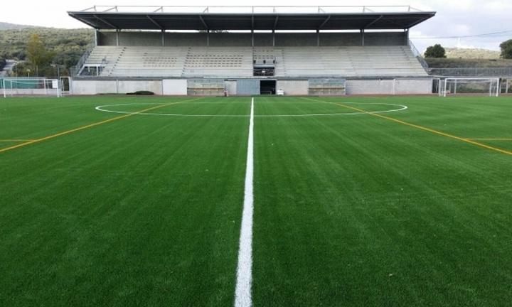 Campos de fútbol Olaranbe