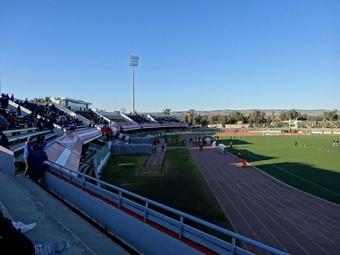 Stade Mohamed Boumezrag