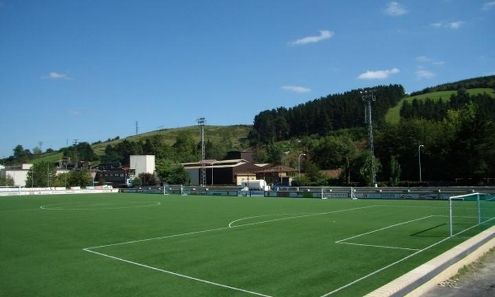Campo de fútbol Tabira