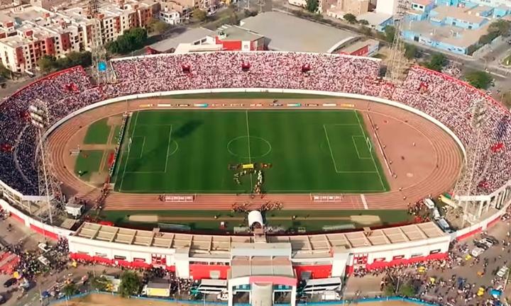Estadio Mansiche de Trujillo