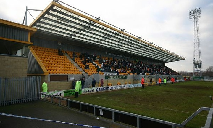 The R Costings Abbey Stadium