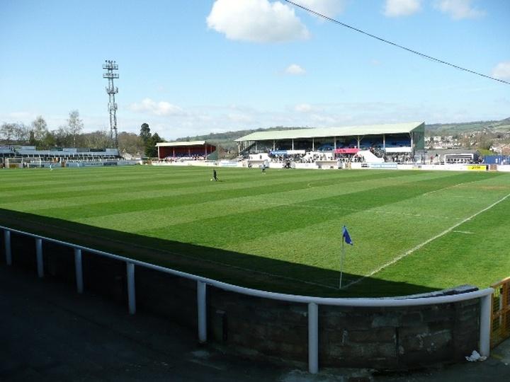 Twerton Park Stadium