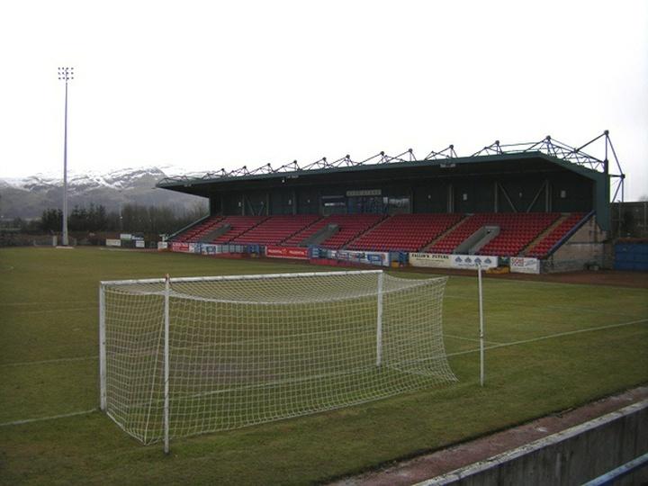 Forthbank Stadium