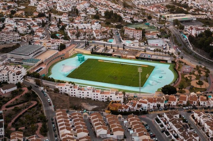 Estadio Enrique López Cuenca