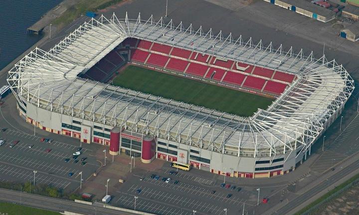 Riverside Stadium