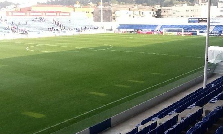 Estádio Marcolino de Castro