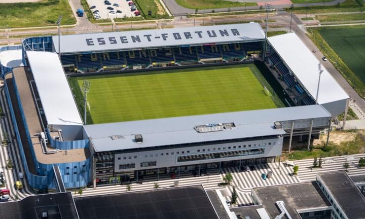 Offermans Joosten stadion