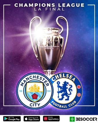 la final de Champions, 29/05/2021