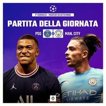 partita della 2ª giornata Champions League, 28/09/2021
