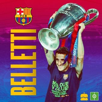 Cumpleaños Belletti, 20/06/2021