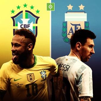 Previa: Brasil vs Argentina, 05/09/2021