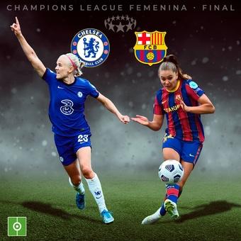 Previa Final Champions League Femenina, 16/05/2021