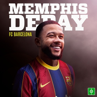 Memphis Depay, 19/06/2021