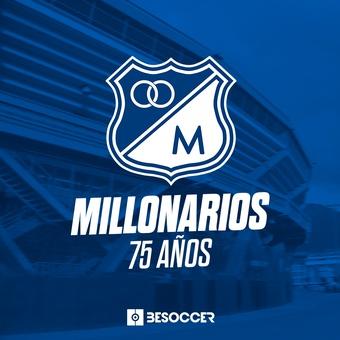 Cumpleaños Millonarios, 18/06/2021
