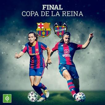 Previa Copa de la Reina , 30/05/2021