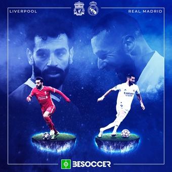 Previa Liverpool - Real Madrid, 14/04/2021