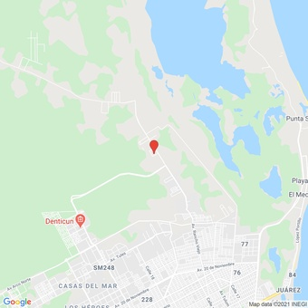 Zona Urbana Ejido Isla Mujeres