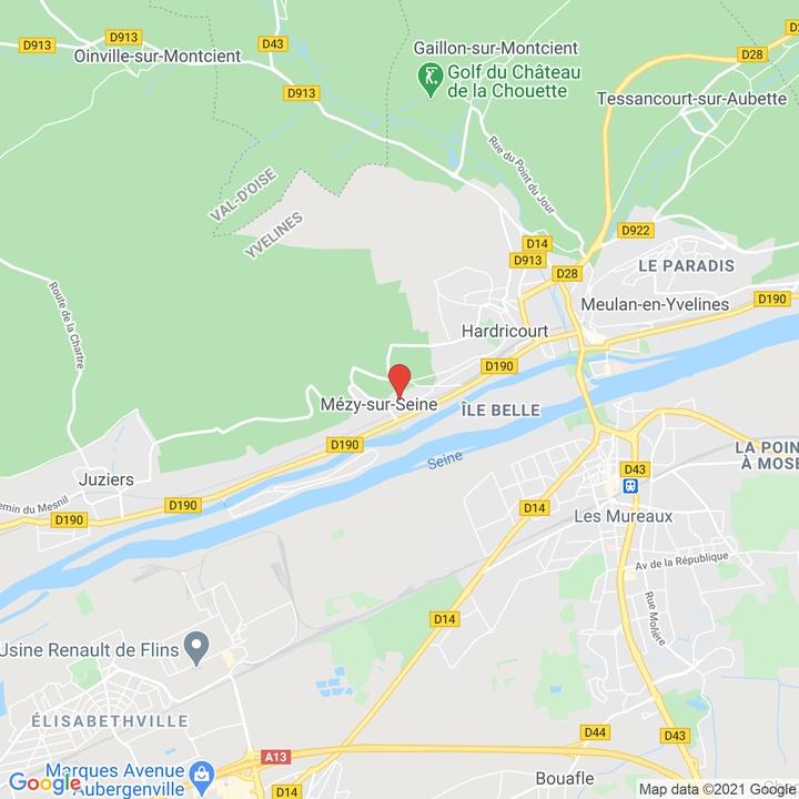Mézy-sur-Seine