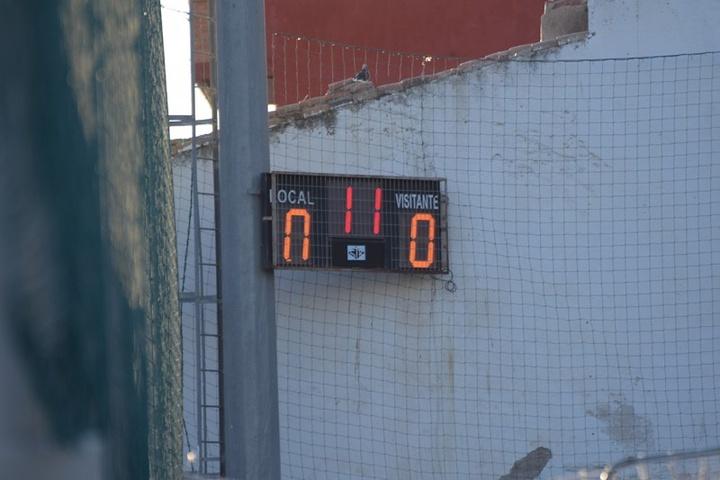 No hubo goles en el Nuevo Mirador. BeSoccer/Archivo