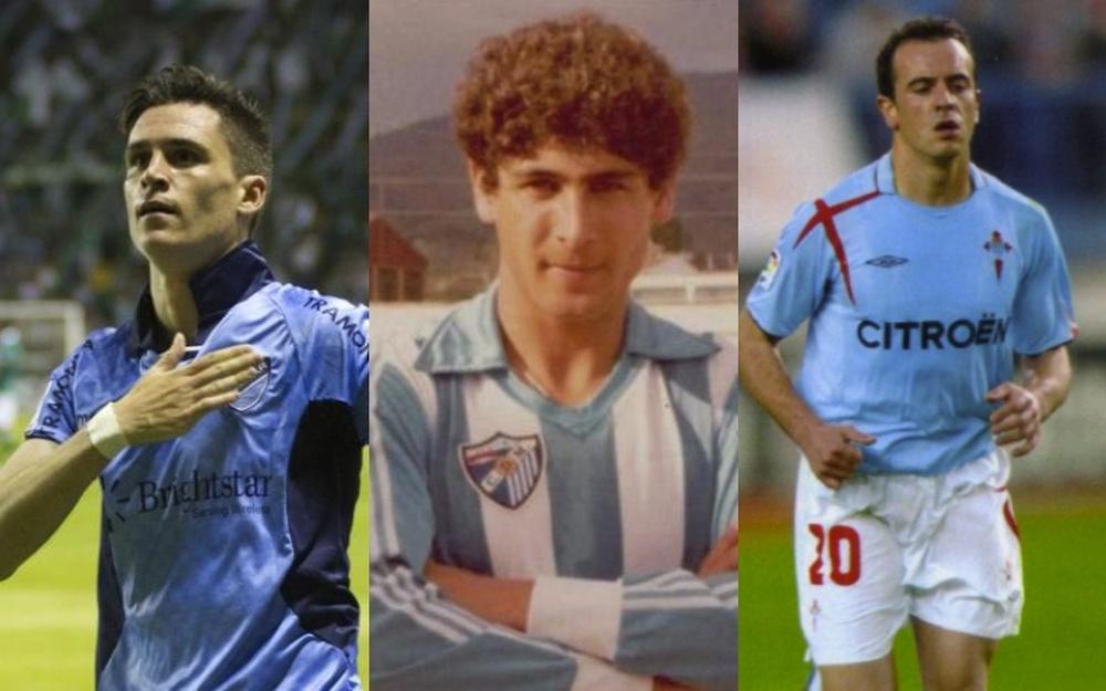Juanmi Callejón, Manolo Hierro y Jonathan Aspas son menos conocidos que Iago, Fernando y José. BS