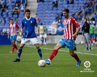 El Oviedo y el Lugo empataron. LaLiga