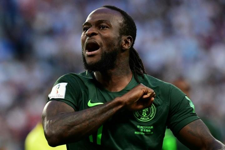 Moses seguirá en el Spartak. AFP