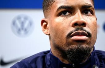 Maignan sufrió insultos racistas en el Juve-Milan. AFP