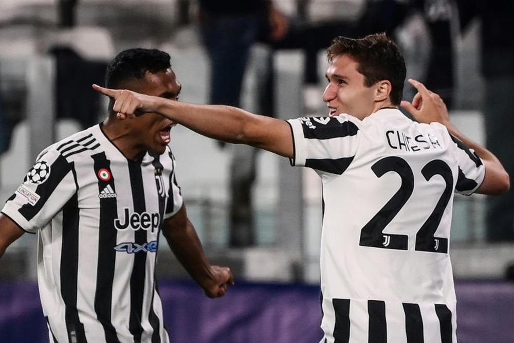 Ultim'ora del calcio italiano in data 1 ottobre 2021. AFP