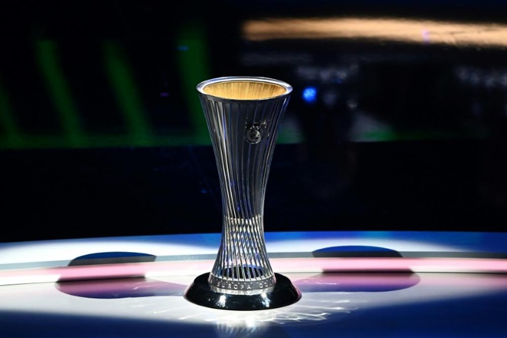 No habrá españoles en la fase de grupos de la Conference League. AFP/Archivo