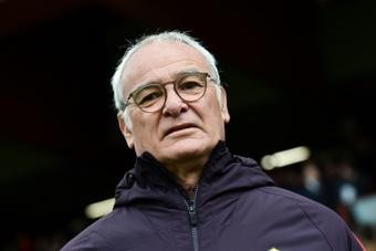 Ranieri sait comment motiver ses joueurs. AFP