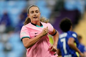 Barcelone remporte la Ligue des champions féminine. AFP