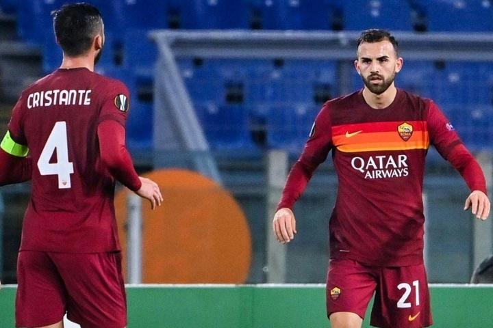 Le formazioni ufficiali di Bodo/Glimt-Roma. AFP