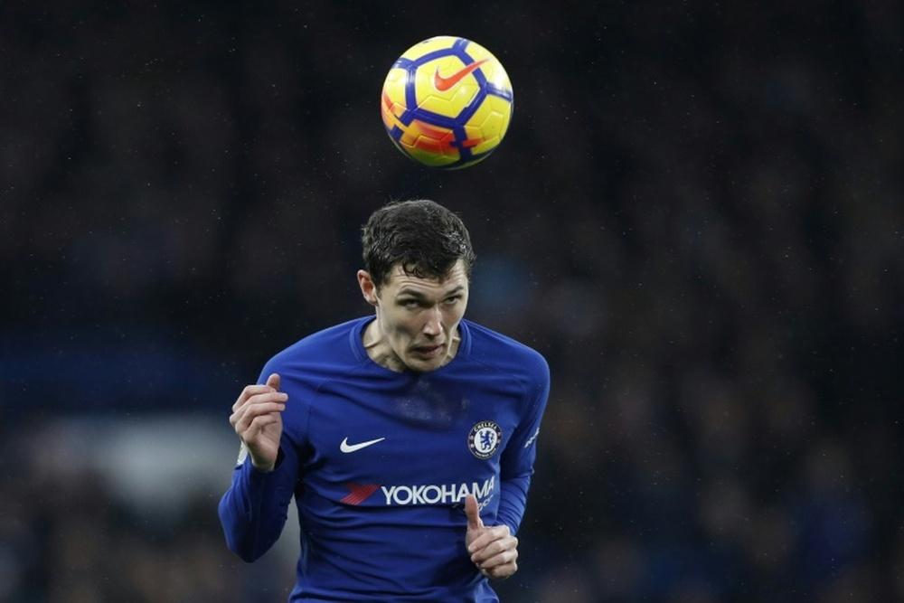 Prolongation imminente pour Christensen à Chelsea. AFP