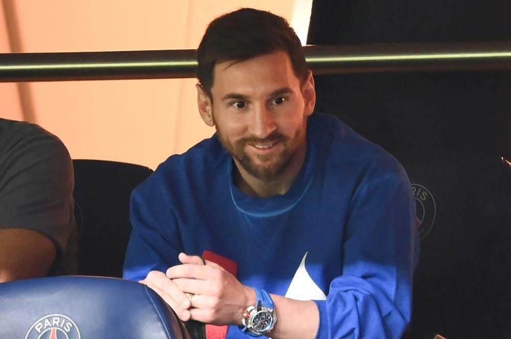 Messi recupera per il City. AFP