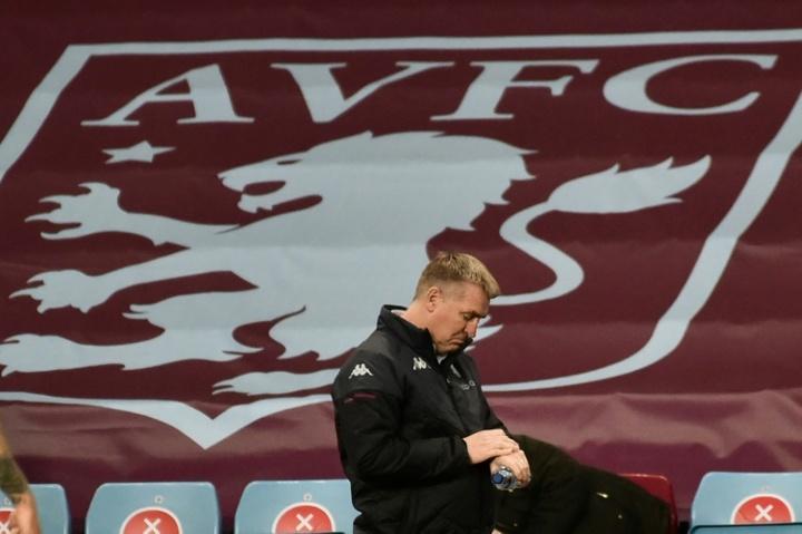 El Aston Villa, tras los pasos de Aaron Hickey. AFP