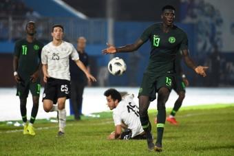 El Borussia Dortmund se une a la puja por Paul Onuachu. AFP
