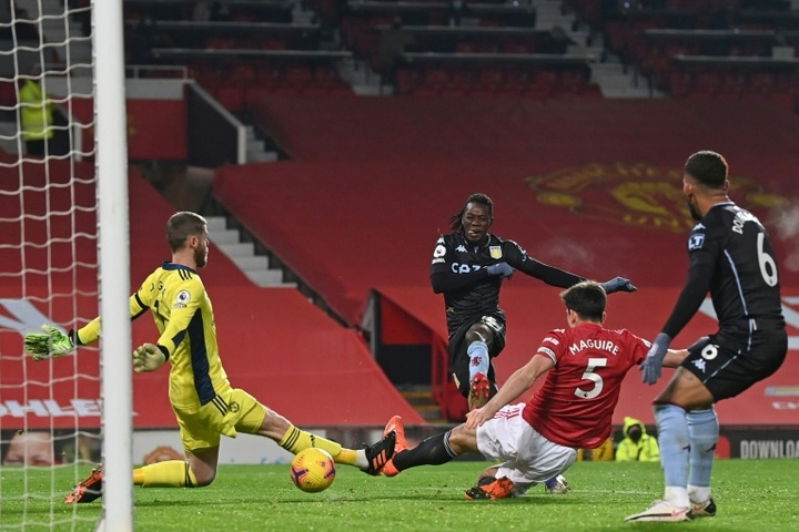 El United quiere hacer caja con la salida de hasta nueve jugadores. AFP