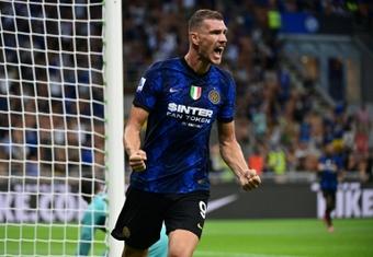 Inter brilha e vence o Genoa por 4 a 0. AFP