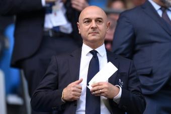 Tottenham demande aux fans d'être patients. afp