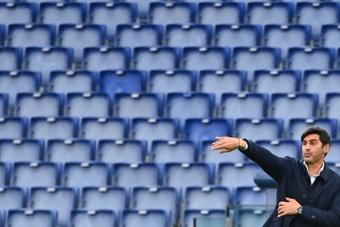 Fonseca é o favorito mas o Newcastle vai com calma. EFE