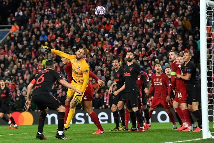 Compos probables : Atlético de Madrid-Liverpool. AFP