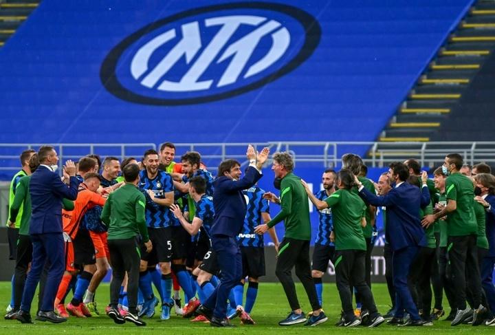 El Inter, tras los pasos de Silas Andersen. AFP