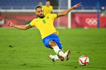 Matheus Cunha poderá estrear-se no Wanda.AFP